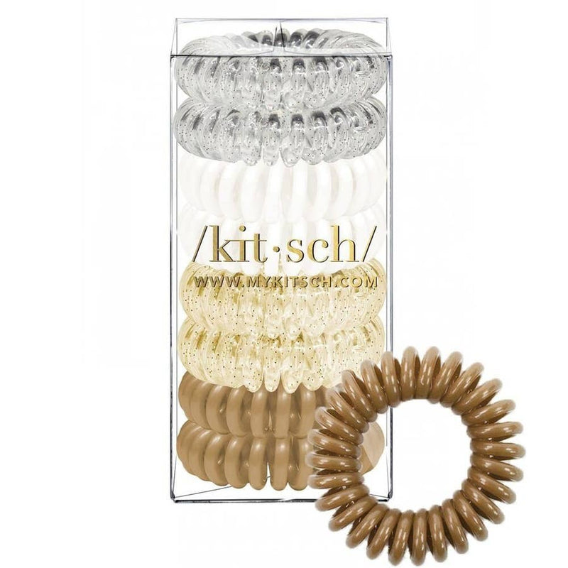 Hair Coils - Pack of 8