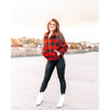 Buffalo Plaid Jacket - Regular and Curvy