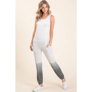 Lighter Grey Joggers - Lilac Clothing Company LLC