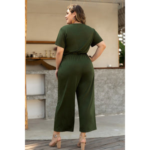 Plus Size Romper - Lilac Clothing Company LLC