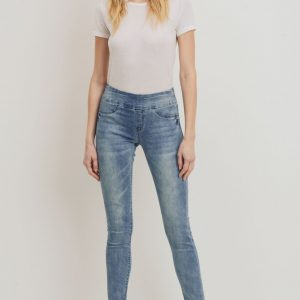 Penelope Pull on Skinny Jeans - Lilac Clothing Company LLC