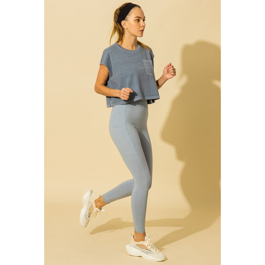 Hi-Rise Leggings - 25""
