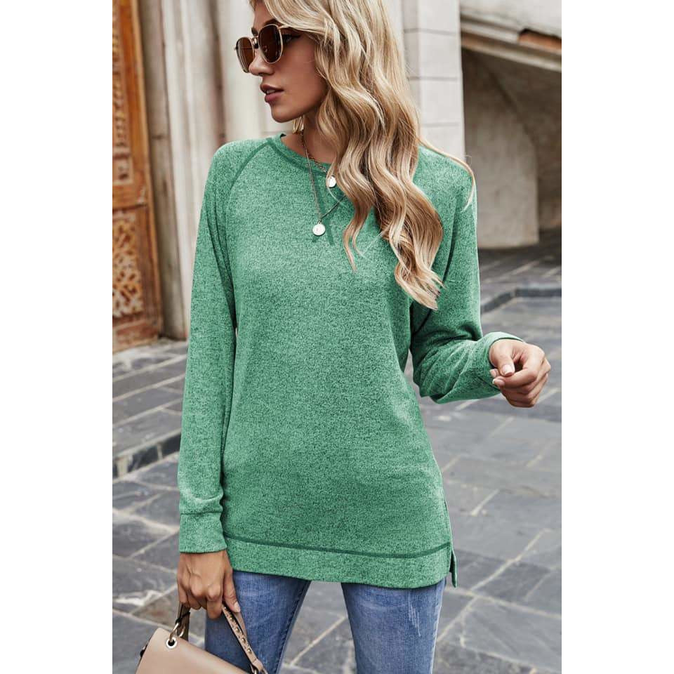 Soft Knit Tunic Top Small-2XL