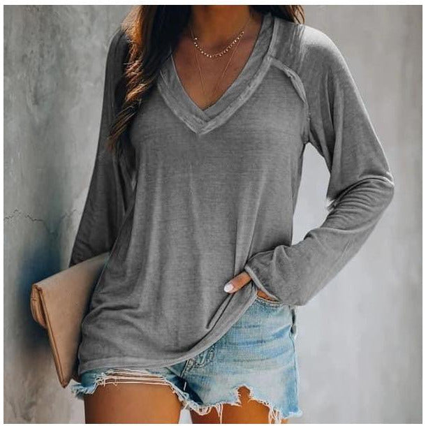 Inside Out Long Sleeve Tee