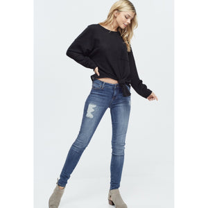 Solid Knit Thermal Top - Lilac Clothing Company LLC