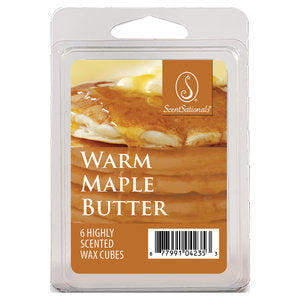 Warm Maple Butter