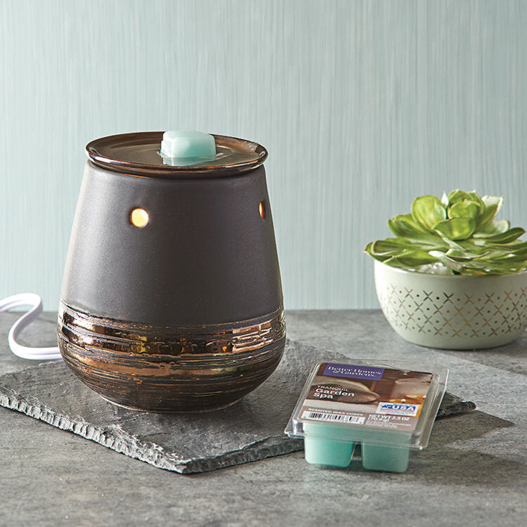 Reactive Metallic Wax Warmer
