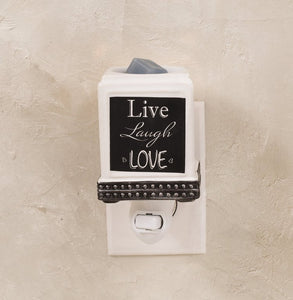 Live Laugh Love Accent Wax Warmer