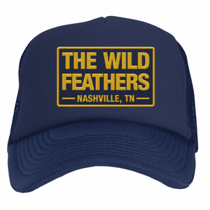 The Wild Feathers Truckers Hat