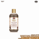 African Pride Moisture Miracle Honey, Chocolate  & Coconut Oil Conditioner 12oz