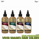 Bigen Semi-Permanent Hair Color Vivid Shades 3oz