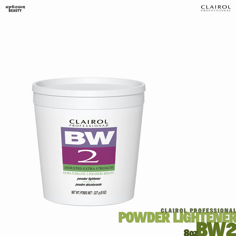 Clairol Beautiful Collection BW2 Powder Lightener 8oz.