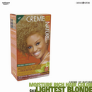 Creme Of Nature Moisture Rich Hair Color - C43 Lightest Blonde