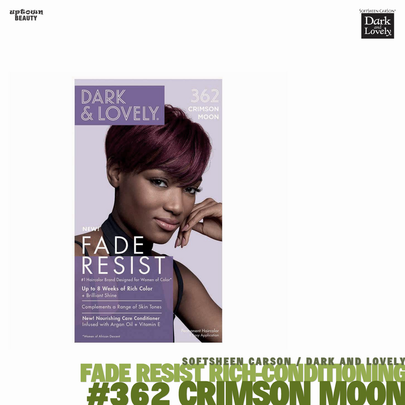 Dark and Lovely Fade Resist Rich Conditioning Hair Color