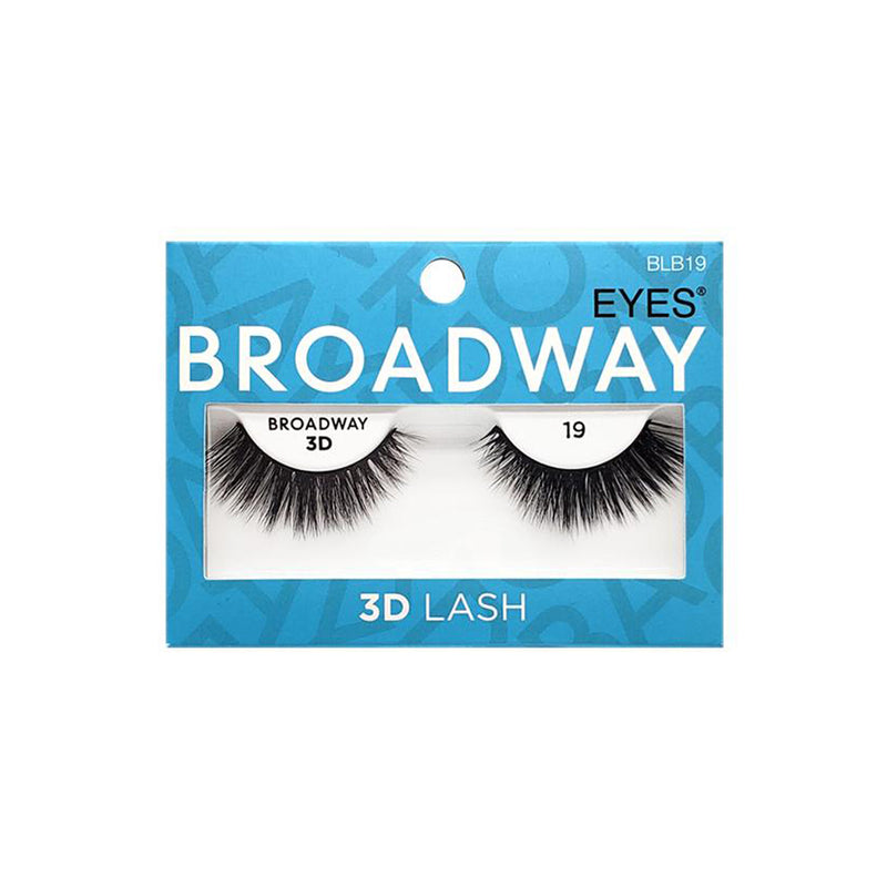 KISS 5D BROADWAY Lashes BLB19