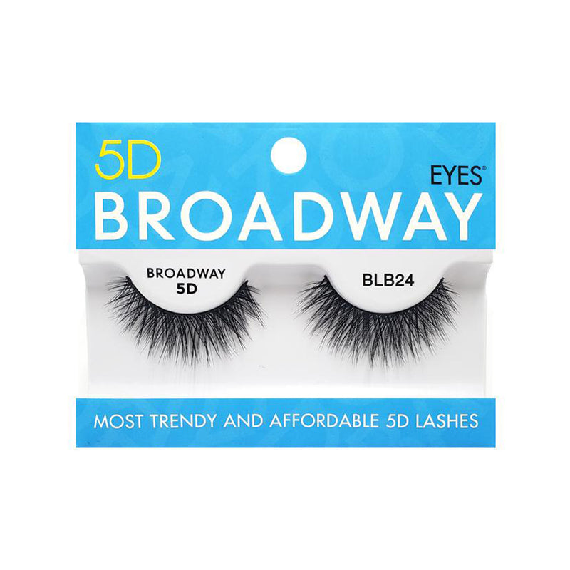 KISS 5D BROADWAY Lashes BLB24