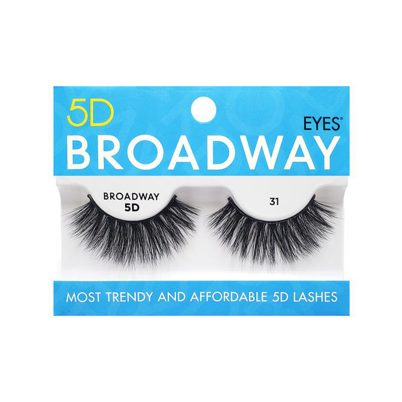 KISS 5D BROADWAY Lashes BLB31