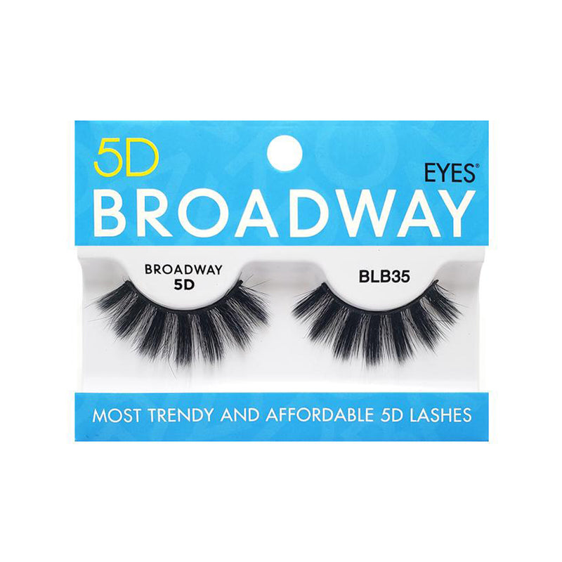 KISS 5D BROADWAY Lashes BLB35