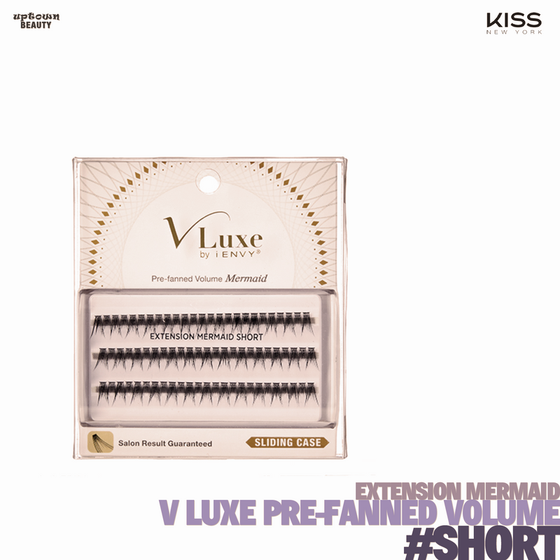 KISS V Luxe by I Envy Pre-Fanned Mermaid - Extension Mermaid