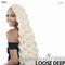 MAYDE BEAUTY Synthetic Bloom Bundle Weave #Loose Deep 30 inches