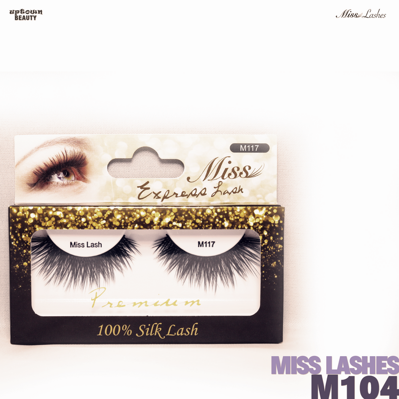 Miss Lashes 3D Volume False Eyelash - M117