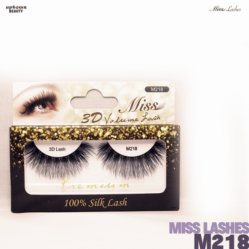 Miss Lashes 3D Volume False Eyelash - M218