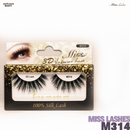 Miss Lashes 3D Volume False Eyelash - M314