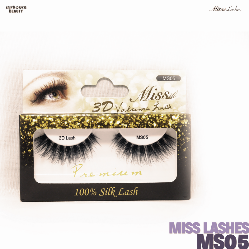 Miss Lashes 3D Volume False Eyelash - MS05