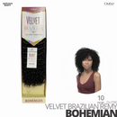 OUTRE 100% Remy Human Weave Hair VELVET Brazilian # Bohemian #10 inches