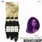 OUTRE Human Bundle- My Tresses Gold Label -# Boho Deep 18-20-22 inches