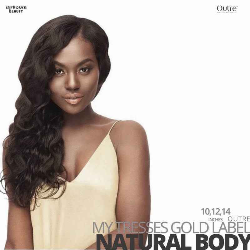 OUTRE Human Bundle- My Tresses Gold Label -