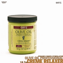 Organic Root Stimulator Oilive Oil Creme Relaxer 18.7oz