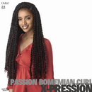 Outre Crochet Braids X-Pression Twisted Up Passion Bohemian curl 24 inch