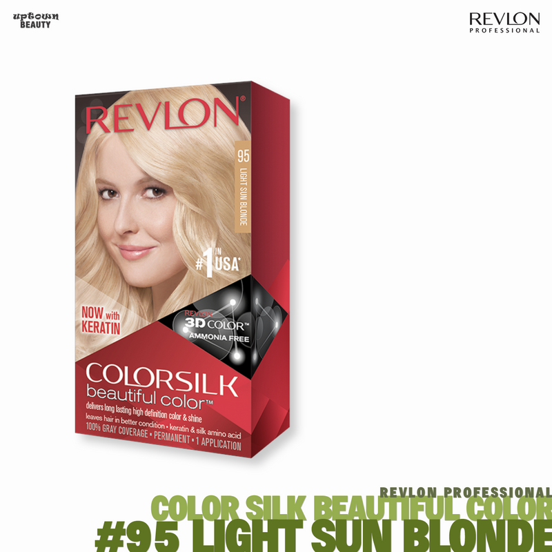 REVLON Color-silk Beautiful Color Permanent Color