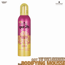 SCHWARZKOPF Got2B Volumaniac Bodifying Mousse 8oz