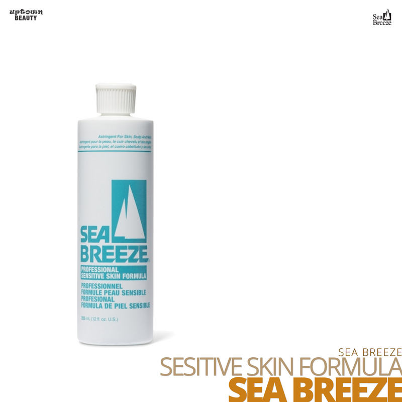 SEA BREEZE Professionnel Sensitive Skin Formula 12oz