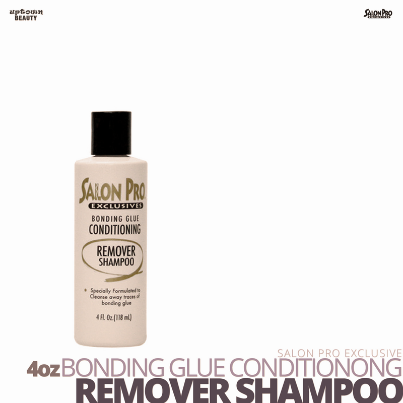 Salon Pro Exclusive Hair Bonding Glue Conditioning Remover Shampoo