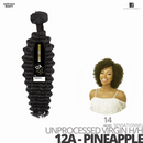 Sensationnel Bare&Natural Unprocessed Virgin Human Hair #12A -Pineapple- #14 inches