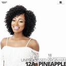 Sensationnel Bare&Natural Unprocessed Virgin Human Hair #12A -Pineapple- #18 inches
