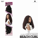 Sensationnel Lulutress Crochet Braids
