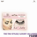 TRS THE TRUE STYLES- Luxury 3D Lashes - 732M