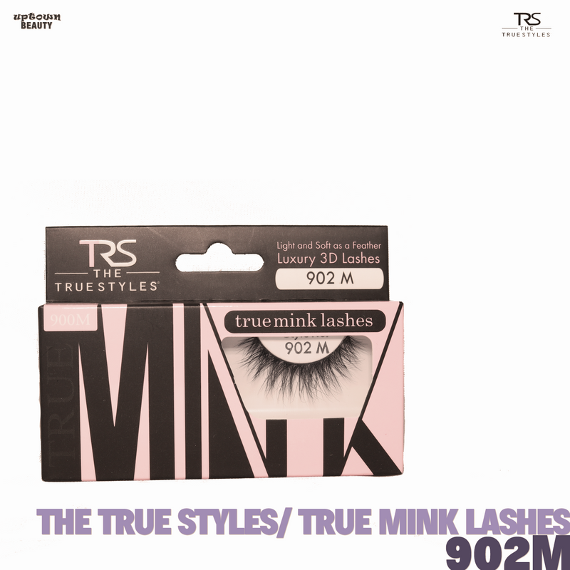 TRS THE TRUE STYLES- Luxury 3D Lashes Mink LAshes - 902M