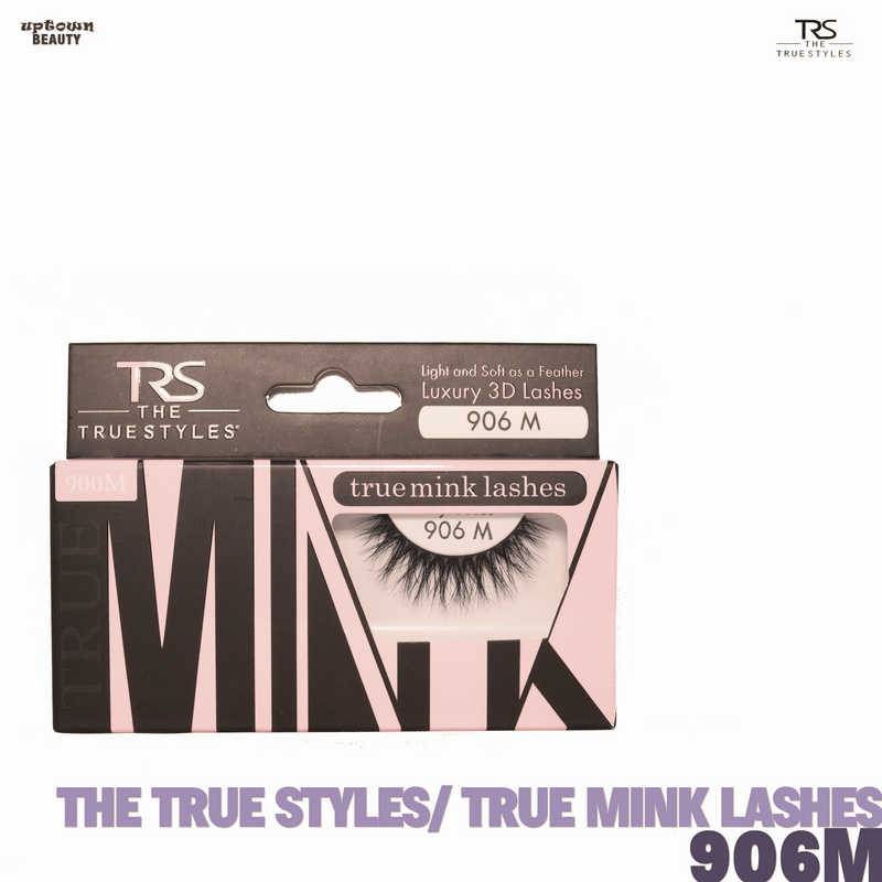 TRS THE TRUE STYLES- Luxury 3D Lashes Mink LAshes - 906M