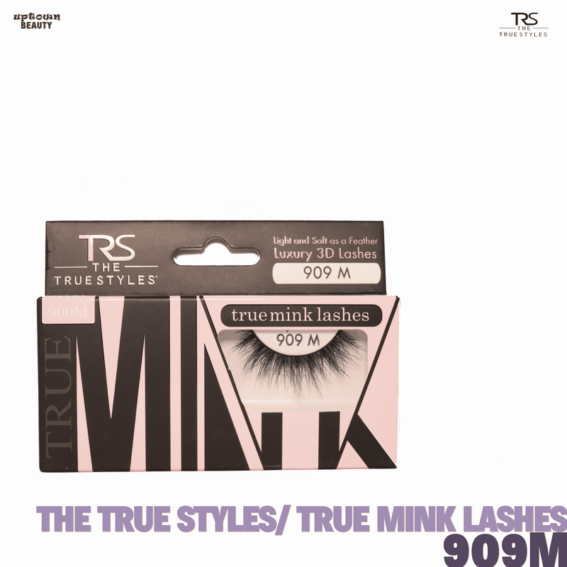 TRS THE TRUE STYLES- Luxury 3D Lashes Mink LAshes - 909M