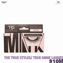 TRS THE TRUE STYLES- Luxury 3D Lashes Mink LAshes - 910M