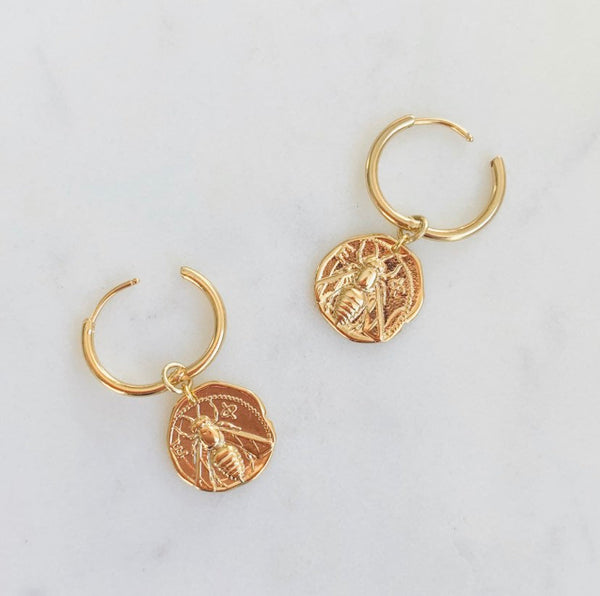 Bee Coin Hoops