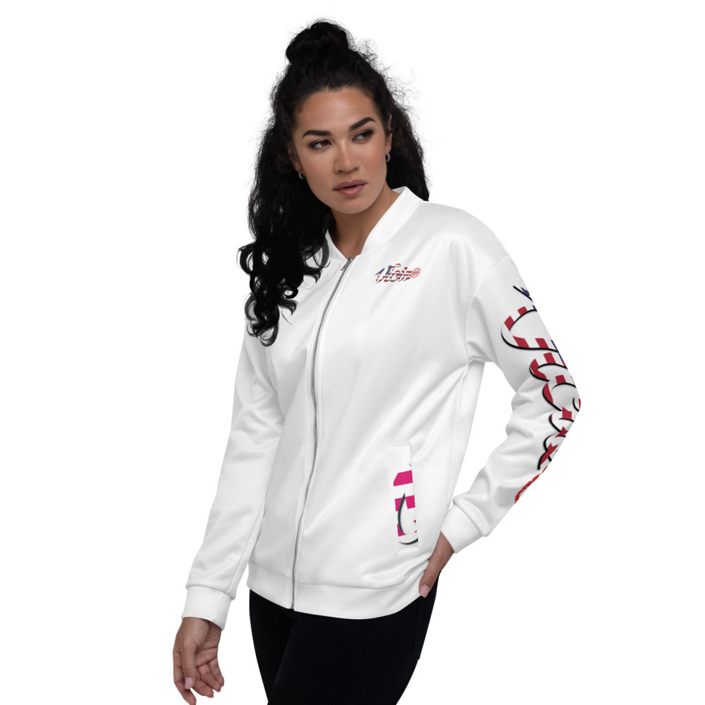 Chaqueta bomber all over unisex - 7cosas