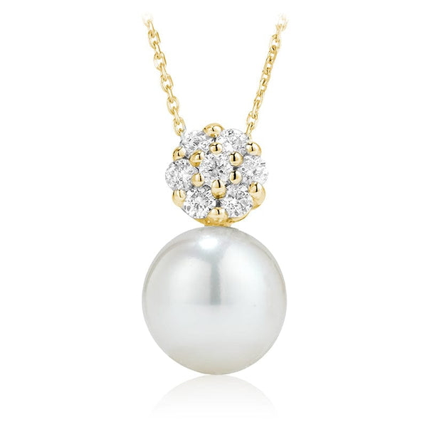 Diamond Pearl Drop
