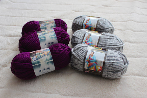 Lion Brand Hometown Yarn