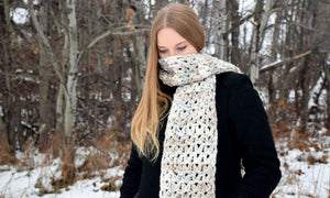 Fossil Anneliese Scarf